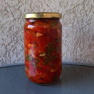 paprika za zimnicu