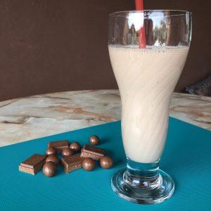Domaći milk shake