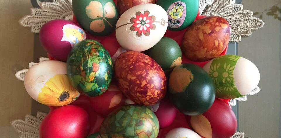 Uskršnja šarena jaja